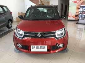 Suzuki Ignis PLat F Kredit