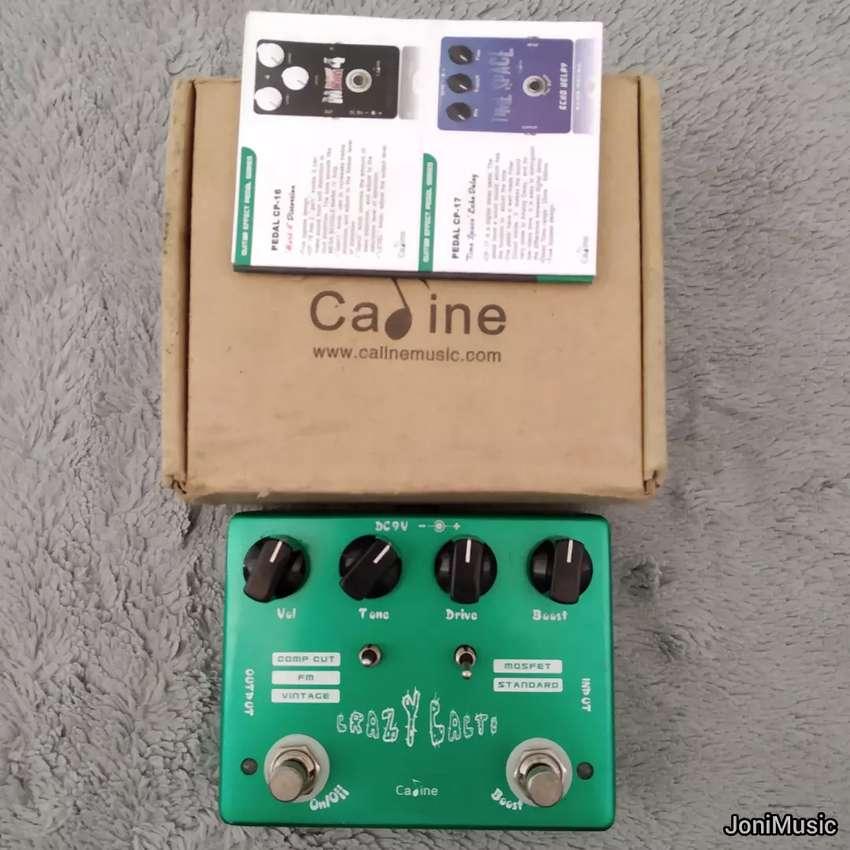 Efek Gitar Caline Crazy Cacti 0