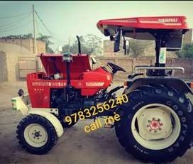My tractor is a good condition