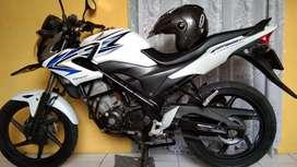 Full Orisinil Terawat Honda CB150R DOHC fi thn 2014