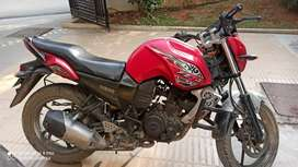 Yamaha fzs good condition   with out any repair