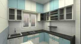 Ready to move 2 BHK flat in Sector-25, Rohini