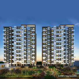 2 BHK + Study for Sale in Kolte Patil Western Avenue at Wakad, Pune