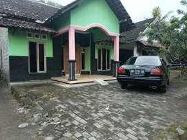 Rumah luas 4 kamar