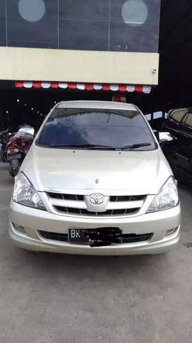 Dijual Mobil Toyota Innova Thn 2007 Type G - 2.0 Bensin M/T