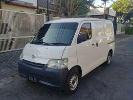 Daihatsu Granmax Blindvan Manual 2011