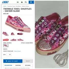 Sepatu Anak merek Skechers Original Import