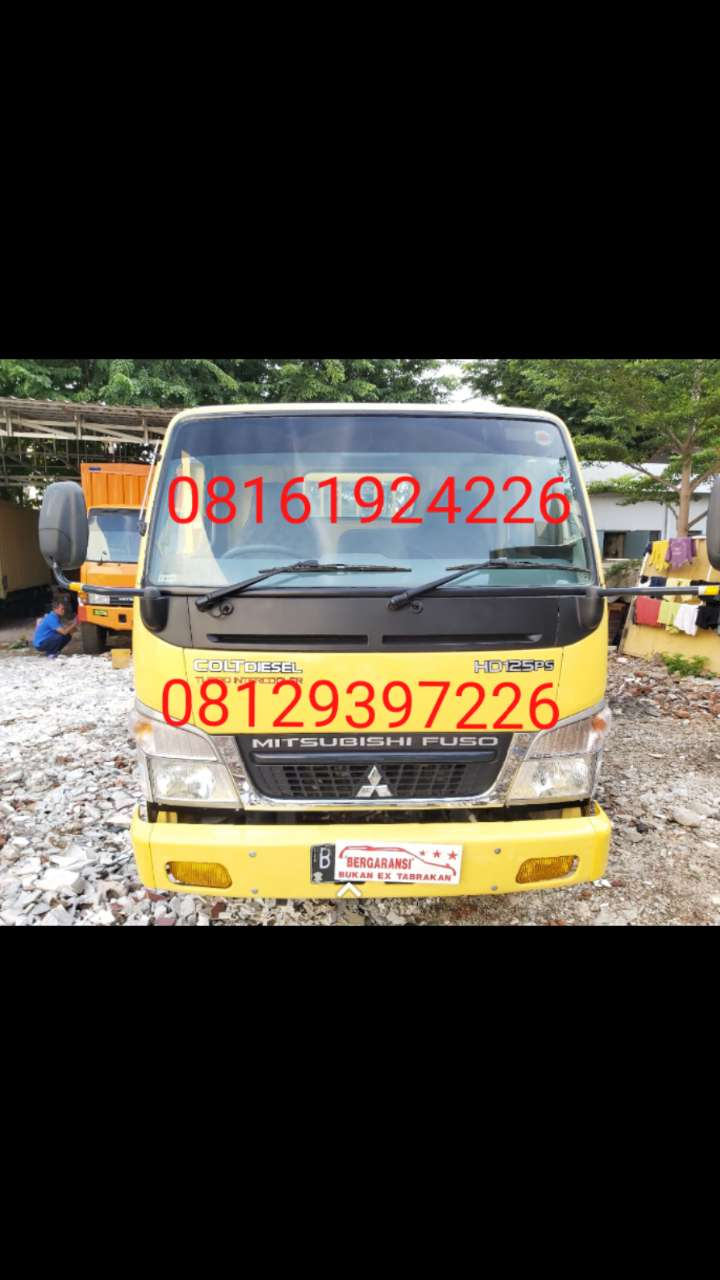 Colt Diesel 125HDV 3 way 6ban bak th 2016 0