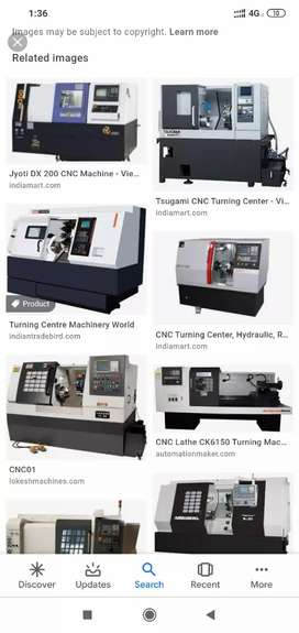 Cnc vmc operator experience required