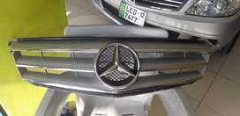 Mercedes Amg front grill genuine