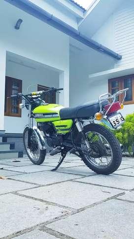 Yamaha rx 135 G good condition