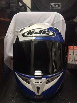 Hjc Rpha 10 Ancel Blue Size M