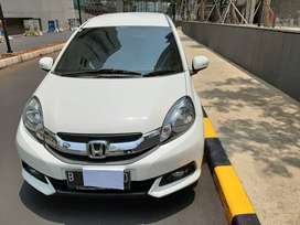 Honda Mobilio 2015 Matic bukan Avanza Xenia Livina Ertiga Veloz Rush