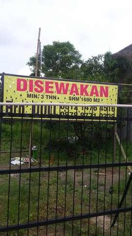 Sewa Tanah lingkar Cilegon Banten