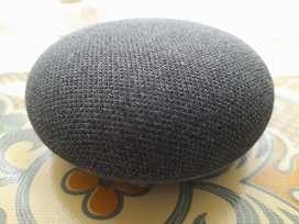 Google Mini, Grey colour, Rarely used