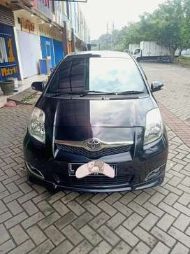 Yaris S Limited 2010 matic Upgrade