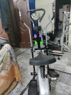 Elliptical cycle cycling machine exercise cycle cardio gym cycle