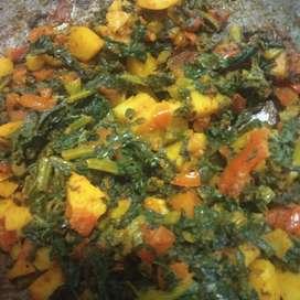 North Indian Vegetarian Cook