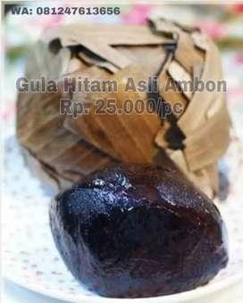 Gula hitam asli ambon Gula merah Maluku