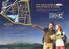Spacious 2 BHK Flats for Sale-Sai Proviso Sapphire | Roadpali, Mumbai
