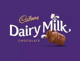 Hiring urgently for (dairymilk) industry pvt.ltd