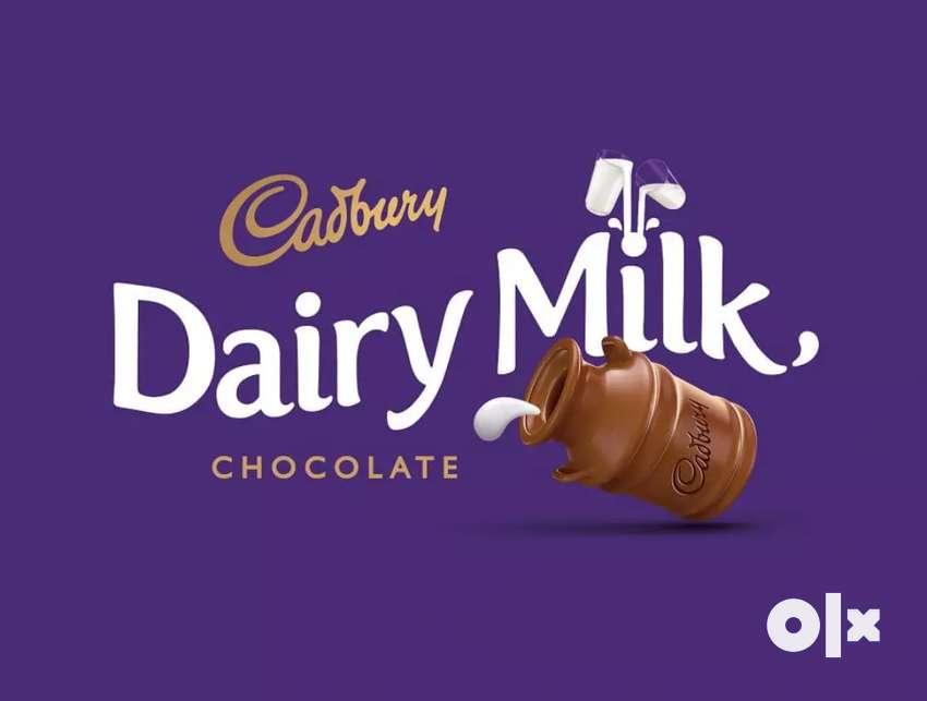 Hiring urgently for (dairymilk) industry pvt.ltd 0