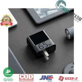 HA712 Xiaomi ZMI Travel Charger USB Type C QC3.0 65W Android Laptop