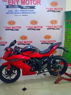 Kawasaki ninja mono 2016 dp 3 juta