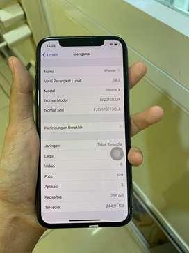 Iphone X 64gb Gray Ibooks