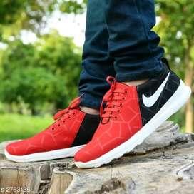 Elegant mesh men sports shoes