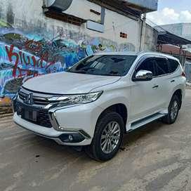 Pajero sport exceed 4x2 2020 nik 2019 at matic diesel bs tt fortuner