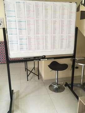 white board 120x80