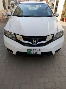 Honda City vict new rim tiyar tv back camra new leather poshish