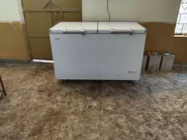 Deep fridge 580 leetar