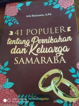 Buku populer pernikahan dan keluarga