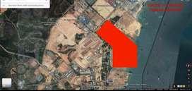 Jual lahan untuk industri CPO/Kawasan industri/shipyard