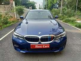 BMW 3 Series 320d Edition Sport, 2020, Diesel