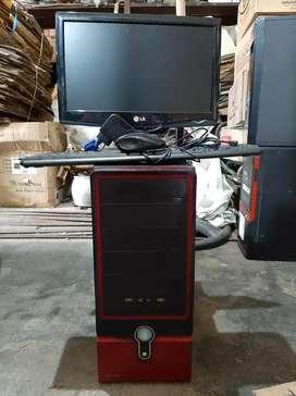 Komputer Core2Duo ex perusahaan