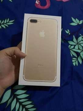 iPhone 7 Plus 128GB new garansi resmi