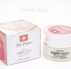 DR. PURE {NIGHT CREAM}