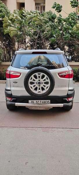 Ford Ecosport 1.5 Petrol Titanium Plus, 2015, CNG & Hybrids