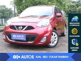[OLX Autos] Nissan March 1.2 XS A/T 2015 Merah