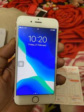 6s rose gold 32 Gb indian phone