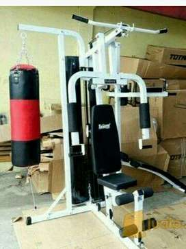 Baru alat fitnes home gym