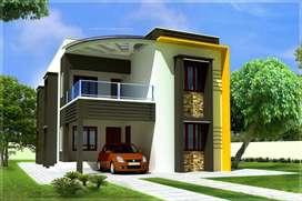 1000SqFt villas in Palakkad