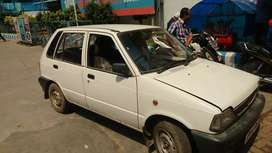 Maruti Suzuki 800 traveled  just 23000 excellent condition