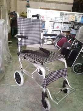 Kursi roda lipat travelling bag gea