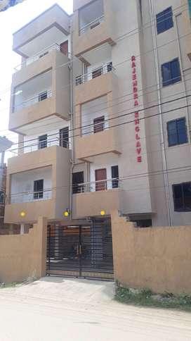 3 Bhk 1st floor vaastu compliant flat for sale