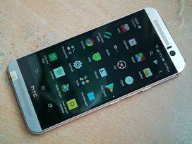 HTC One M9 - 3GB/32GB 10/10 Silver & Rose Gold