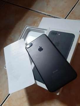 Jual iphone 7+ 32gb minez hetset zpa bh88%